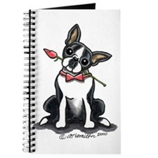 Boston Terrier Sweetheart Journal