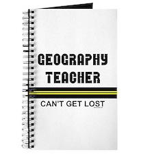 Geography Teacher Journal