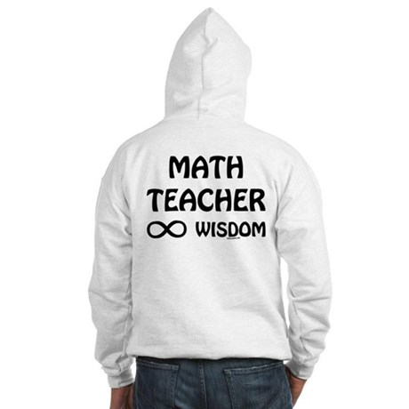 Infinite Wisdom Hooded Sweatshirt