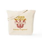 Tiger Woods Mistress Beauty P Tote Bag