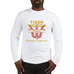 Tiger Woods Mistress Beauty P Long Sleeve T-Shirt