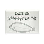 Side-Eye Rectangle Magnet (10 pack)
