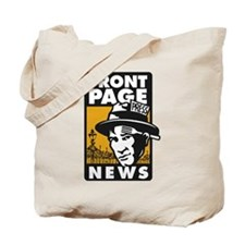Cute Front page Tote Bag