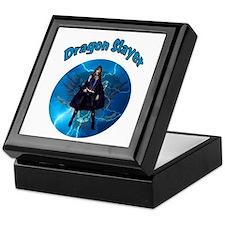 Dragon Slayer Keepsake Box