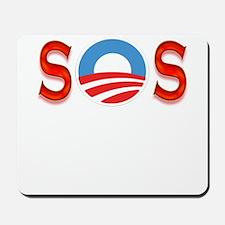 Obama Healthcare SOS Mousepad