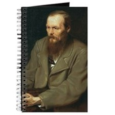 Dostoyevsky Portrait Journal