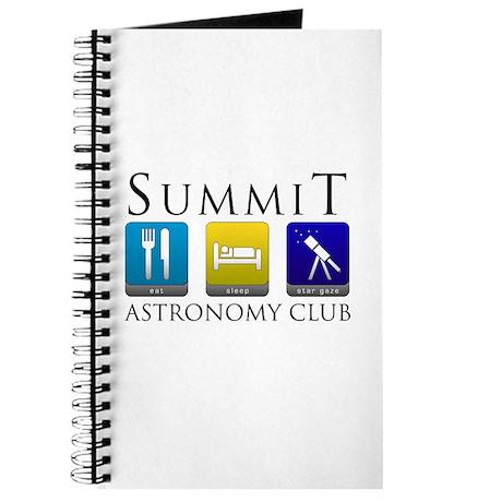 Summit Astronomy Club - Stargaze Journal