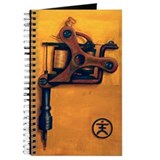 Tattoo artist Journals & Spiral Notebooks