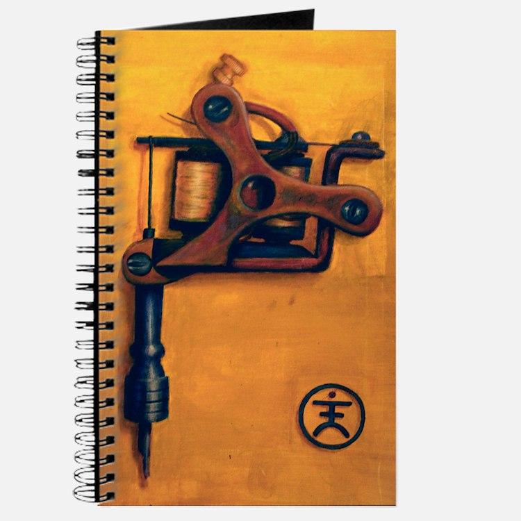 Cute Tattoo art Journal