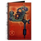 Tattoo Journals & Spiral Notebooks