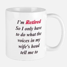 Wife's Voices tells me 2 Mug