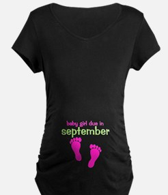 Girl Due September T-Shirt