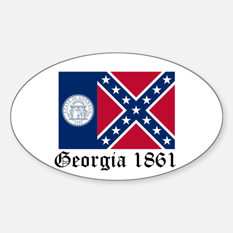 Secede Georgia Decal