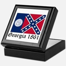 Secede Georgia Keepsake Box