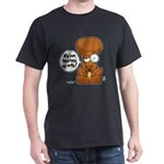 Winston - Don't touch my nuts! Dark T-Shirt