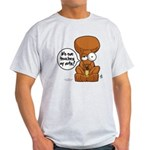 Winston - Don't touch my nuts! Light T-Shirt