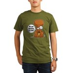 Winston - Don't touch my nuts! Organic Men's T-Shi