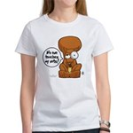 Winston - Don't touch my nuts! Women's T-Shirt