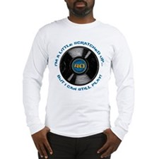 Scratched Record 40th Birthday Long Sleeve T-Shirt
