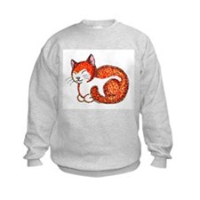 Calico Kitten Sweatshirt