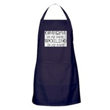Grandma is my name Apron (dark)