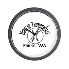 Home of Thunderball Wall Clock