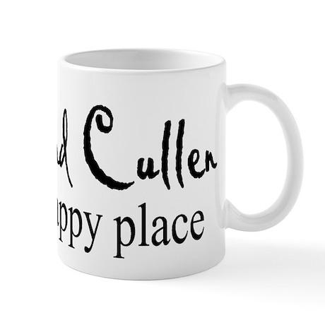 Edward Cullen my happy place Mug