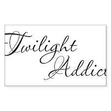 Twilight Addict Decal