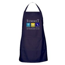 Summit Astronomy Club - Stargaze Apron (dark)