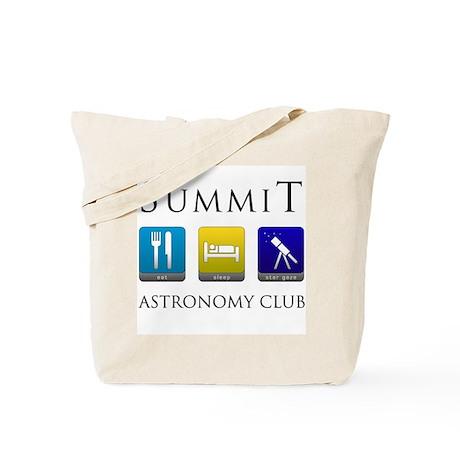 Summit Astronomy Club - Stargaze Tote Bag