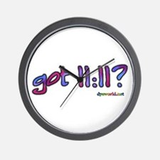 got 11:11? Wall Clock