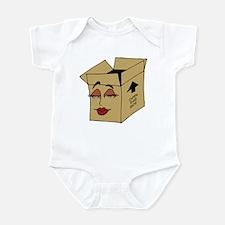 Box Infant Bodysuit