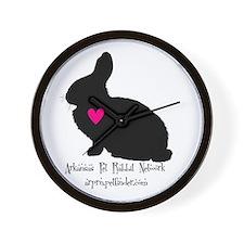 arkansas pet rabbit network Wall Clock