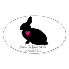 arkansas pet rabbit network Decal