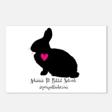 arkansas pet rabbit network Postcards (Package of