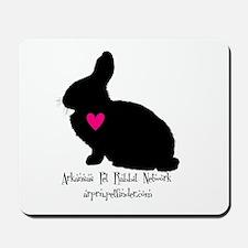 arkansas pet rabbit network Mousepad