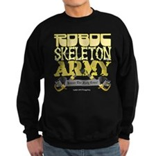 Robot Skeleton Army Sweatshirt