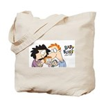 Baby Blues-Family portrait Tote Bag