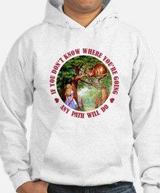 AMY PATH WILL DO Hoodie
