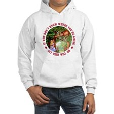 AMY PATH WILL DO Hoodie Sweatshirt