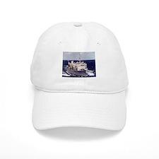 USS Camden AOE 2 Ship's Image Baseball Cap