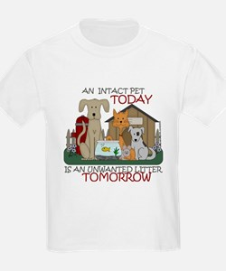 Cute Spay neuter T-Shirt