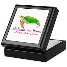 Honu Keepsake Box