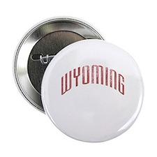"Wyoming Grunge 2.25"" Button"