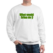 Would Brian Do Irish Rugby Humour Jumper