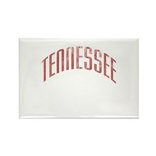 Tennessee grunge Rectangle Magnet