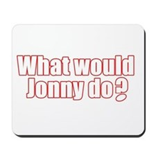 Would Brian Do Irish Rugby Humour Mousepad