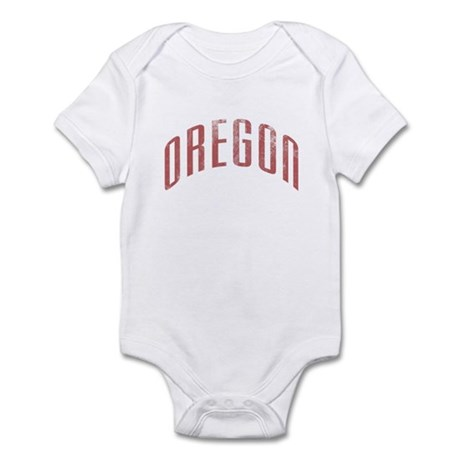 Oregon Grunge Infant Bodysuit