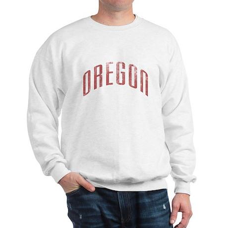 Oregon Grunge Sweatshirt