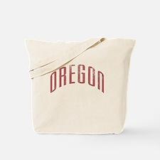 Oregon Grunge Tote Bag